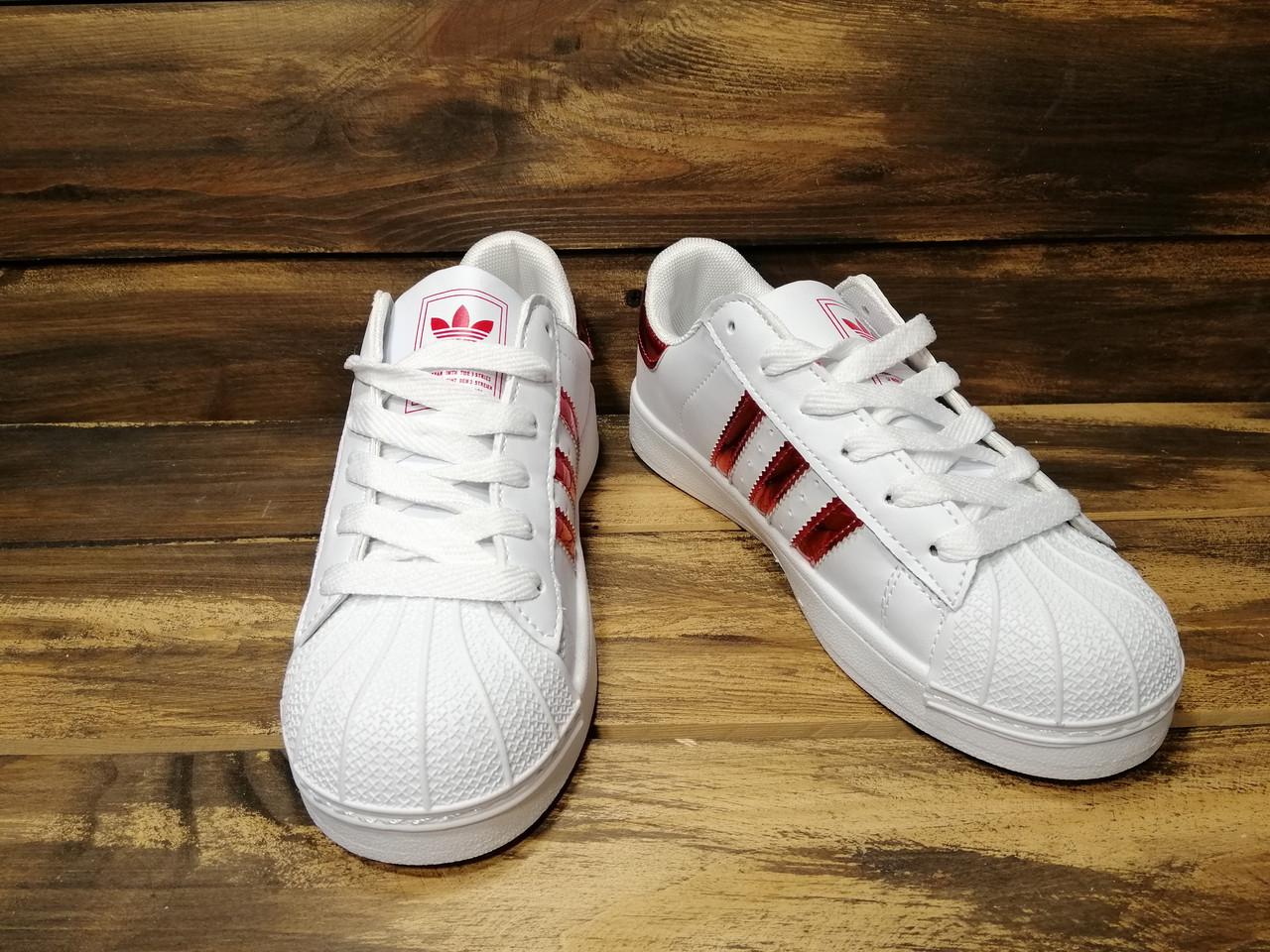 2ca8464aa Кроссовки женские Adidas Superstar (реплика) 0003: продажа, цена в ...