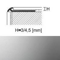 Угловой профиль для плитки 4,5 мм