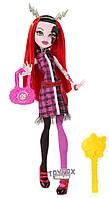 Кукла Monster High Монстер Хай Operetta Оперетта Freaky Fusion Чумовое слияние