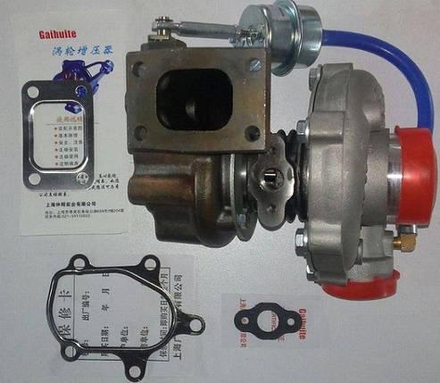 Турбокомпрессор (Турбина) ХАЗ 3250 Антон (Дв.3,86 CY4102BZLQ), фото 2