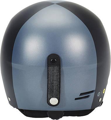 Шолом гірськолижний Rossignol RKEH3000 Spark Mips 59-62 Black-Grey (7676902), фото 3