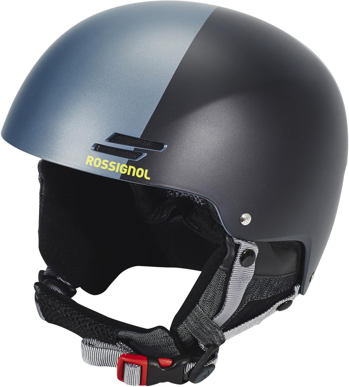 Шолом гірськолижний Rossignol RKEH3000 Spark Mips 59-62 Black-Grey (7676902)