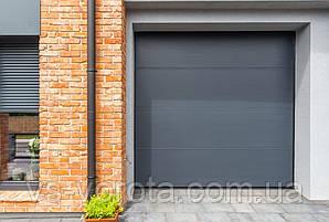 Ворота Doorhan RSD 01 размер 2500х2500 мм - гаражные секционные Чехия