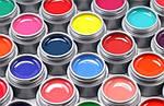 Гель краски для дизайна