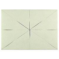 Спонж прямоугольный для макияжа 8в1 (белый) QS-261, фото 1