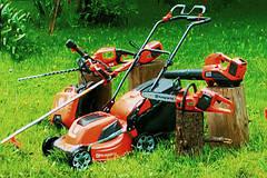 Садовая техника и оборудование