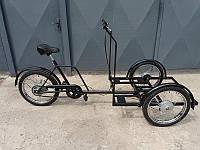 """Велосипед трехколесный грузовой для уличной торговли  """"Арден"""" RYMAR R-V-01022"""