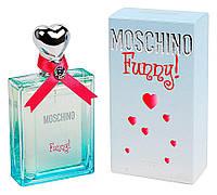 Парфюмированная вода для женщин Moschino Funny! (Москино Фани).