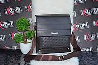 Стильная коричневая сумка для мужчин., фото 1