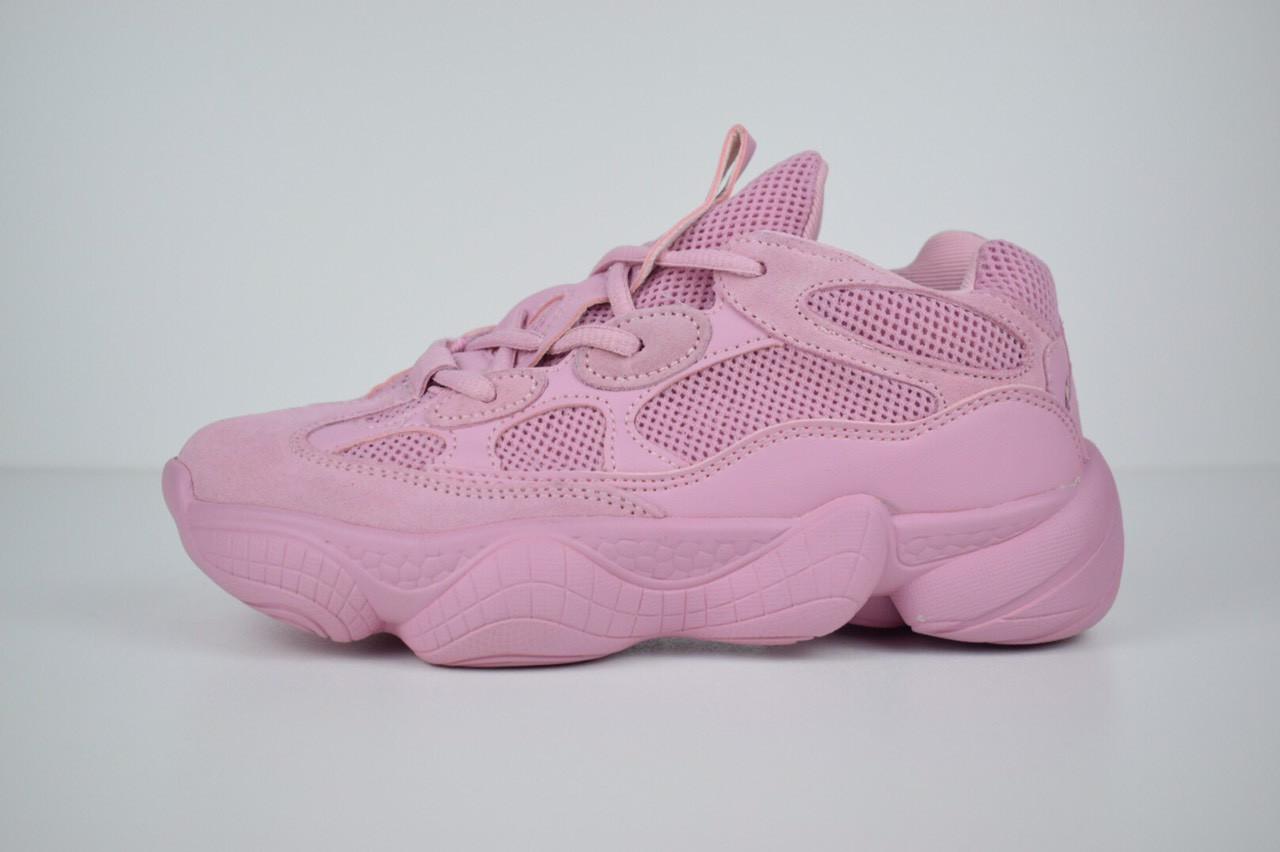 super popular b3b0d 47b6f Жіночі кросівки Adidas Yeezy Boost 700, розові - Bigl.ua