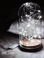Гирлянда «Белые светлячки»  3 м.