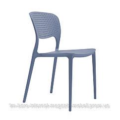 Стул пластиковый Spark (Спарк), голубой, Concepto