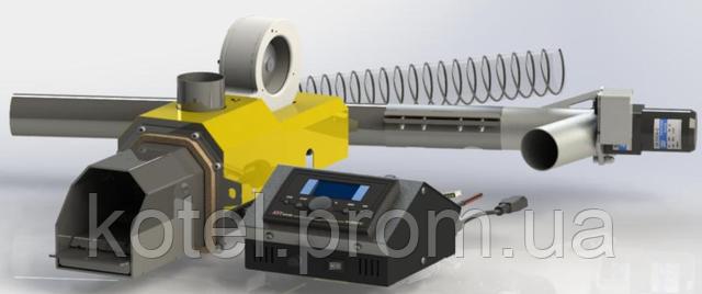 Комплект поставки пеллетных горелок Kvit Lyuta 27 кВт