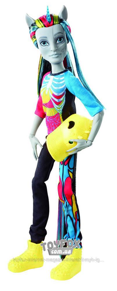 Кукла Monster High Монстер Хай Neighthan Rot Нейтан Рот Freaky Fusion Чумовое слияние - ToyFox - Интернет-магазин интерактивных игрушек  в Киеве