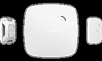 Ajax FireProtect Plus – Беспроводной датчик детектирования дыма и угарного газа (White), фото 1