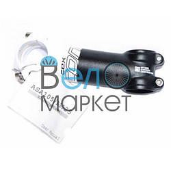 """Винос керма Concept CEX Ultra Light (чорний з білим) 31.8/110мм/1.1/8"""""""