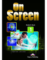 On Screen 1 (Student's book + Workbook & Grammar)