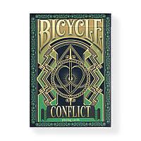 Покерные карты Bicycle Conflict, фото 1