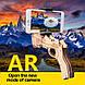 Пістолет віртуальної реальності Bluetooth AR Gun Game, фото 4