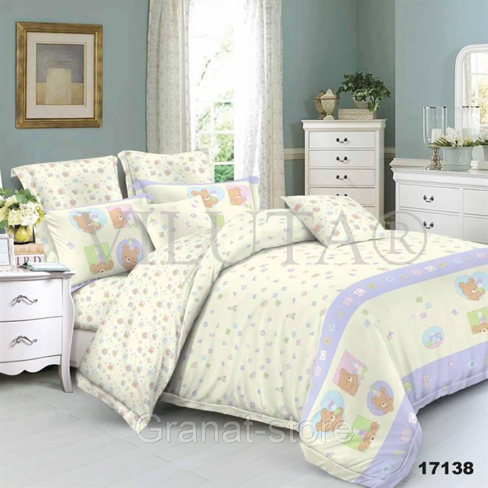 17138 Комплект постельного белья детский