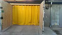 Пошив штор в гараж, на склад, в ангар, на СТО, в покрасочную камеру.