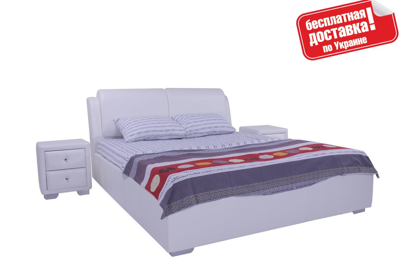 Мягкая кровать Калифорния ZEVS-M