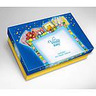 184 голубой Комплект постельного белья детский Сатин, фото 2