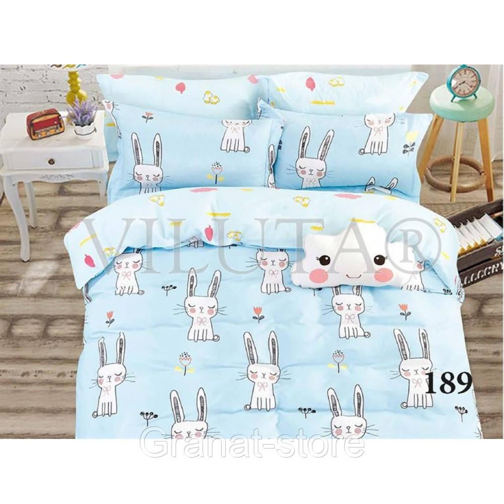 189 Комплект постельного белья детский Сатин