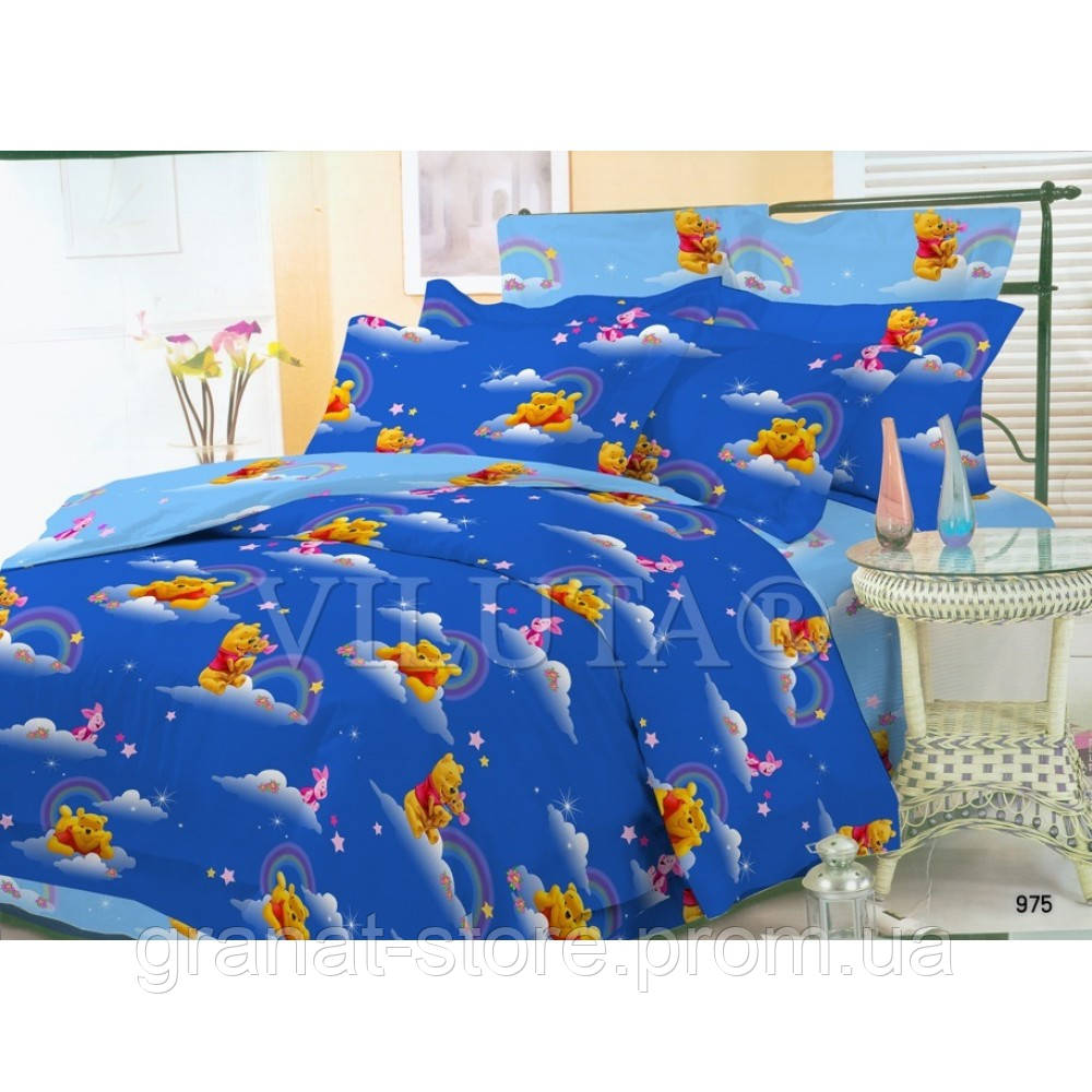 975 Комплект постельного белья подростковый Вилюта