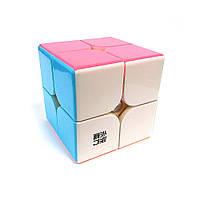 Кубик Рубика 2x2 YJ MoYu YuPo Магнитный