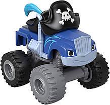 Вспыш и чудо-машинки Крушила Пират Fisher-Price Blaze & The Monster Machines, Pirate Crusher Оригинал