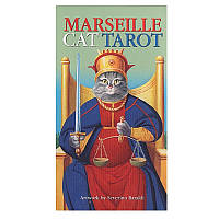 Marseille Cat Tarot |  Таро Марсельских Кошек, фото 1