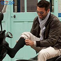 Чулки мужские Venoflex Elegеnce стандартные с закрытым носком, цвет черный (15-20 мм.рт.ст.), 1