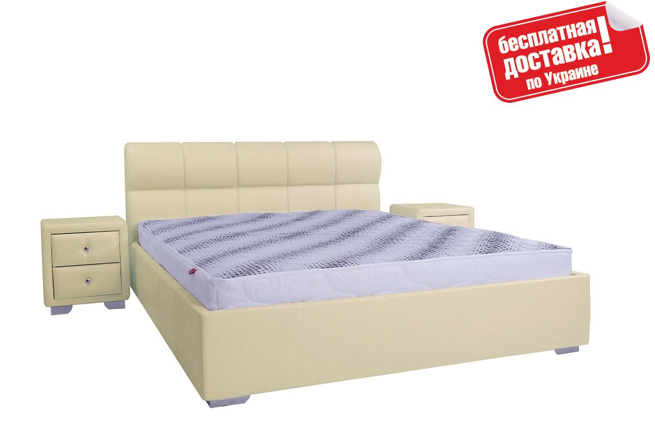 Мягкая кровать Барселона ZEVS-M