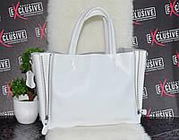 8946a81afb3d Кожаная белая сумка в Украине. Сравнить цены, купить потребительские ...