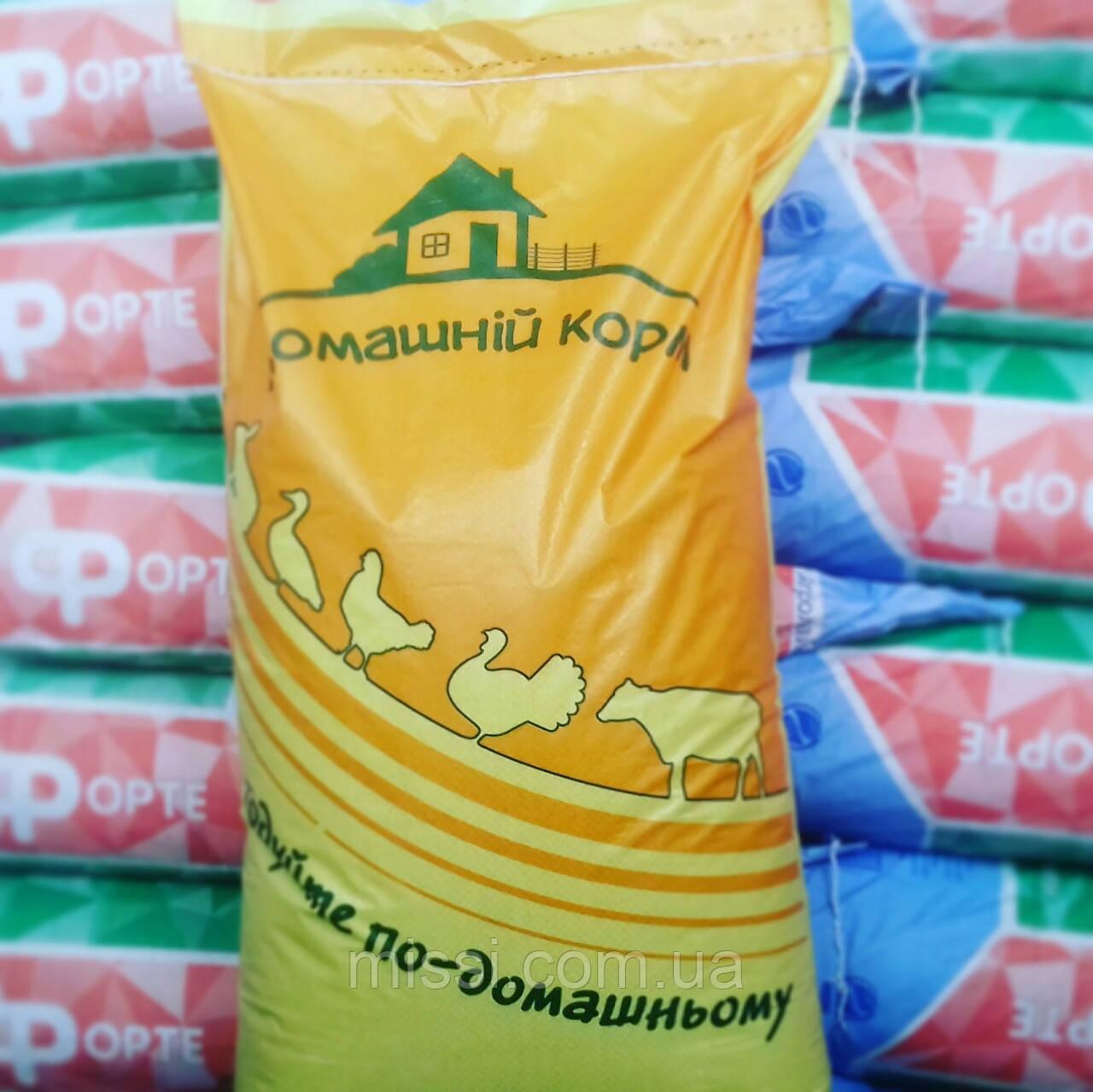 """Комбікорм Курка Несучка """"Домашній Корм"""" (25 кг) Kormil"""
