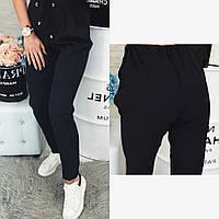 Женские брюки   на шнурку, костюмка , фото 1
