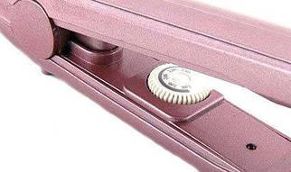 Утюжок, випрямляч для волосся ProGemei GM 1952 працює від мережі