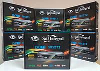 DVB-T2 Sat-Integral 5052 T2 эфирный цифровой ТВ видео тюнер приставка ресивер декодер Т2 DVB-C