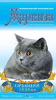 Маркиза Средний Наполнитель для кошачьих туалетов с ароматом лаванды (1,5-2,5мм), 5 кг