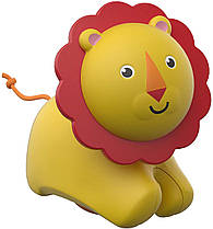 Fisher-Price Развивающая игрушка роллер Львёнок Roller Lion FNT17