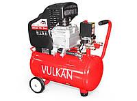 Компрессор воздушный Вулкан (Vulkan) IBL 24B 1,8 кВт 24 л 190 л/мин