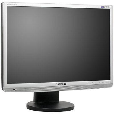 "Монитор 22"" Samsung SyncMaster 2243WM-1680x1050-TFT-(B)- Б/У"