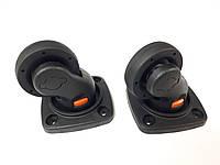 Колеса для чемодана ЧМК-7122 цвет черный