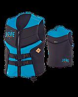 Жилет Страховочный Мужской Jobe Impress Segmented Neo Vest Men Blue