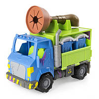 Flush Force S2 Машина-транспортер с монстрами 38804 Potty Wagon Toy Playset