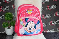 Рожевий рюкзак Міккі.