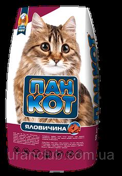 Пан-Кот Сухой корм для взрослых кошек 10кг