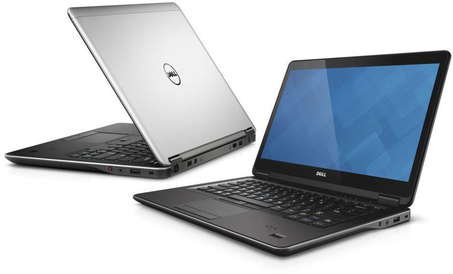 Ноутбук Dell Latitude E7240-Intel Core-I5-4300U-1.9GHz-8Gb-DDR3-128Gb-SSD-W7P-Web (C)- Б/У