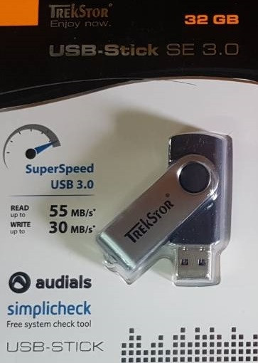 Флешка USB-Stick SE3.0 32GB- Б/У